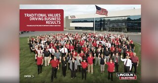 Lincoln Electric accused of gender wage discrimination