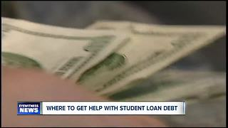 Where to turn for help with large student loans - Video