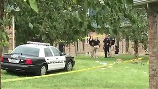 1 killed, 1 injured in shooting at Independence apartment complex - Video