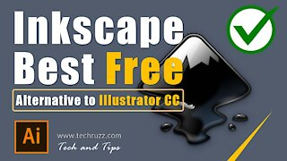 How to Download & Install Inkscape on Windows 10 PC 2021 | Free Alternatives to Illustrator CC