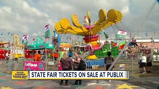Florida State Fair tickets now on sale