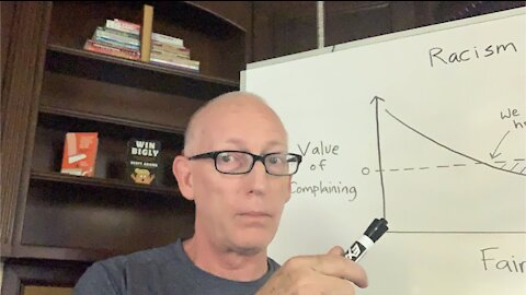 Episode 1373 Scott Adams: CRT is Double-Racist, Putin and the Pipeline Hackers, Fauci vs Rand Paul