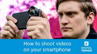 Tips for shooting cinematic quality video with your smartphone