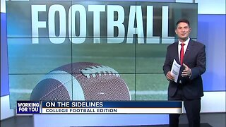 On the Sidelines College Football Edition Part 1