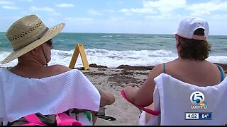 Lifeguards warn about rip currents