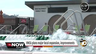 YMCA plans major local expansion, improvements - Video