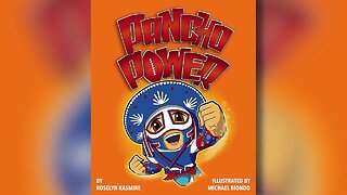 """""""Pancho Power"""" book continues beloved Bills super fan legacy"""