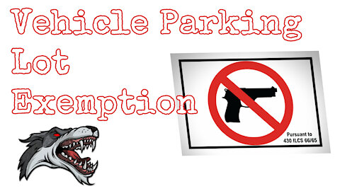 The Illinois Vehicle Parking Lot Exemption Explained - Quick Clip, Concealed Carry Class