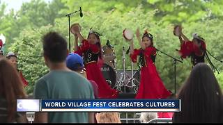 World Village Festival celebrates cultural diversity in Idaho