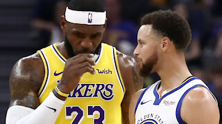 Steph Curry Blasts LeBron James, Lakers Saying He Promises To Get Redemption For Golden State