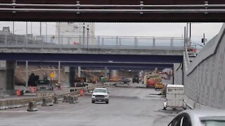 I-70 traffic to move from viaduct to underground section