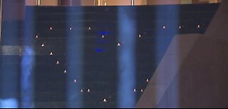 Las Vegas joins nationwide moment to honor COVID-19 victims