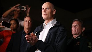 Florida Governor Debuts A Student Safety Plan After School Shooting - Video