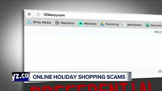 Avoiding online shopping scams - Video