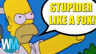Top 10 Funniest Homer Simpson Quotes - Video