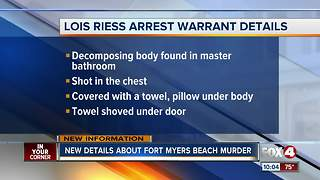 New details emerge in Lois Riess case - Video