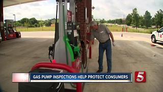 Gas Pump Inspections Help Protect Consumers - Video