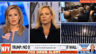 Trump Homeland Security Secretary Reminds Dems They Funded A Border Wall In The Past - Video