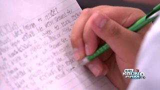 Sahuarita Unified School District prepares for AzMERIT testing - Video