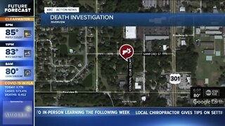 Hillsborough deputies conduct death investigation in Riverview