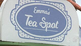 Emma's Tea Spot on Harford Road open for curbside pickup and delivery