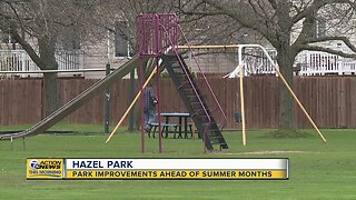 Park improvements ahead of summer months in Oakland County