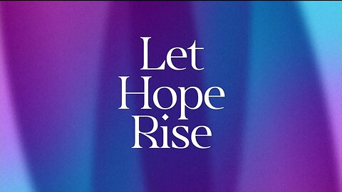Let Hope Rise: Together in Prayer for Oklahoma