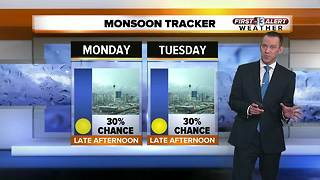 13 First Alert Las Vegas weather July 9 morning - Video