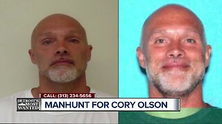 Detroit's Most Wanted: Cory Olson