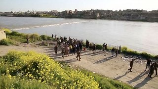 Ferry Capsizes In Tigris River, Killing More Than 70 People