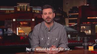 Jimmy Kimmel says preparing to host the Oscars is a 'miserable process' | Hot Topics - Video