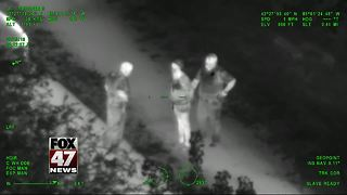 Police video shows swamp arrest - Video