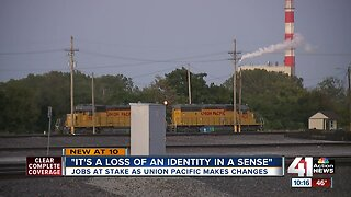 Union Pacific employees in KC brace for layoffs