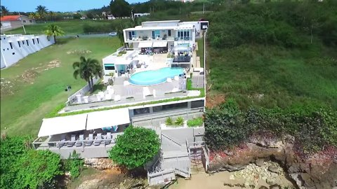 Get This Puerto Rican Villa With Private Beach All to Yourself