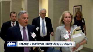 Carl Paladino removed from Buffalo School Board - Video