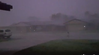 Strong Winds and Lightning Reported in Gracemere Amid Severe Weather - Video