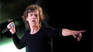 Mick Jagger Dances After Heart Surgery