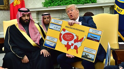House Votes To Block Arms Sales To Saudi Arabia and UAE