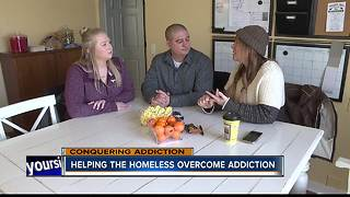 Interfaith looks to support residents battling addiction - Video