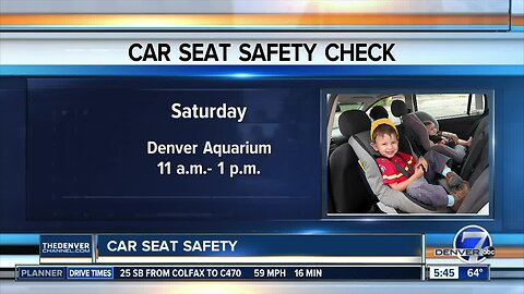 Car Seats: 3 Things to Check Today