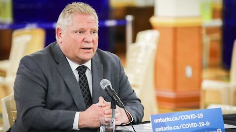 Ford Is Reportedly Considering Even Tougher Restrictions In Ontario Today