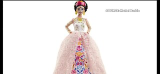 Barbie honors the Day of the Dead