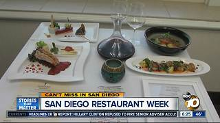 Can't Miss San Diego: Things to do Jan. 25 - 28 - Video