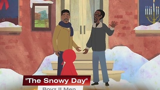 Boys II Men Get Animated 11/23/16 - Video