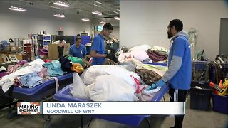 TV show inspiring people to donate old goods