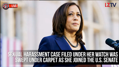 Sexual Harassment Case Filed Under Her Watch was Swept Under Carpet as she Joined the U.S. Senate