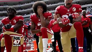 NFL owners approve policy for players kneeling during national anthem