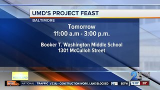 University of Maryland to provide free Thanksgiving meals for people in need