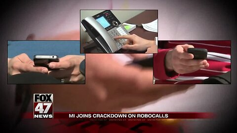 Michigan joins fight against robo calls