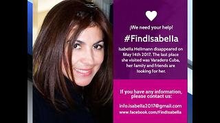 Isabella Hellman: One month since disappearance - Video
